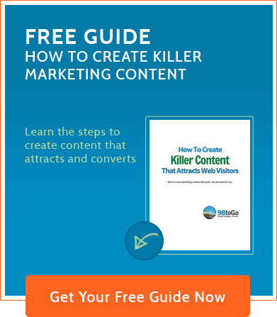 How to Create a Killer Marketing Content